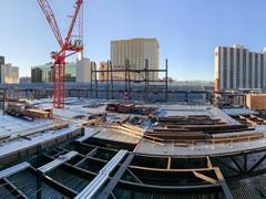 Construction for Las Vegas' Circa Resort Hits Halfway Mark