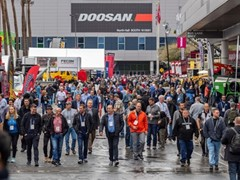 CONEXPO-CON/AGG Builds Excitement and Innovation in Las Vegas