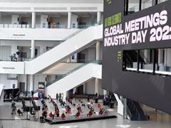 Las Vegas Celebrates Global Meetings Industry Day 2021