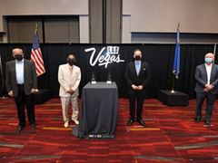 Outstanding Hospitality Workers Honored as Recipients of the Las Vegas Convention and Visitors Authority's New Recognition Program