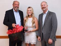 Exemplary Hospitality Worker Honored as LVCVA Hospitality Hero