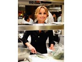 Celebrity Chef Giada DeLaurentis