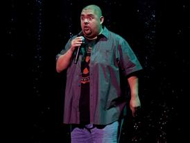 Gabriel Iglesias Plays the Terry Fator Theater in Las Vegas For El Grito!