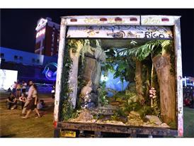 Bansky art installation