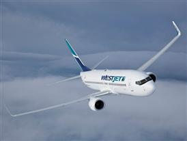 WestJet Boeing Next‑Generation 737