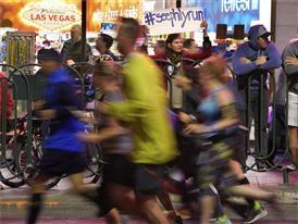 Rock 'n' Roll Marathon supporters