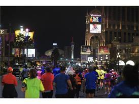 Rock 'n' Roll Marathon in Las Vegas