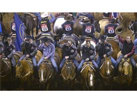 Cowboys salute fans
