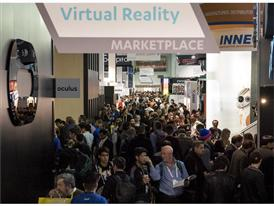 CES Virtual Reality Marketplace