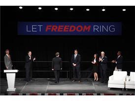 2016 Presidential Debate slogan revealed