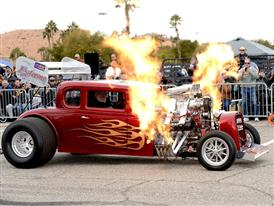 Extreme Automotive Flames