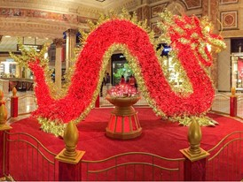 Forum Shops, Chinese New Year
