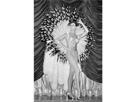 Jubilee showgirl 1980