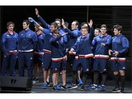 French Rugby Team
