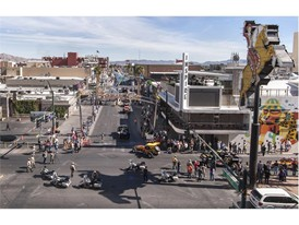 Mint 400 parade Downtown Las Vegas