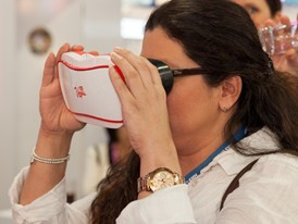 Las Vegas Launches Virtual Reality Experience