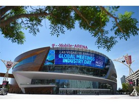 Global Meetings Industry Day event at T-Mobile Arena