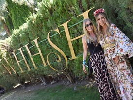 Joanne Froggatt at the #WHHSH Las Vegas Party in Palm Springs