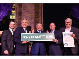 Tony Bennett Boulevard