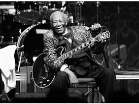 B.B. King at the Riviera