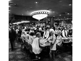 Riviera casino floor 1969