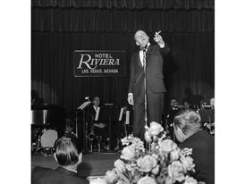 Frank Sinatra at the Riviera