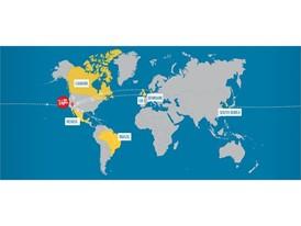 NonStopVegas Map