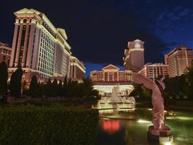 Caesars Palace 50th anniversary