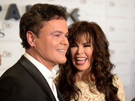 Donny & Marie Celebrate 50 Years of Caesars Palace Where Their Legend Was Born
