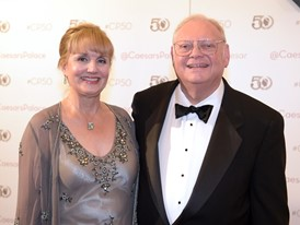 Jay Sarno, Jr. Celebrates His Father's Legacy At Caesars Palace's 50th anniversary