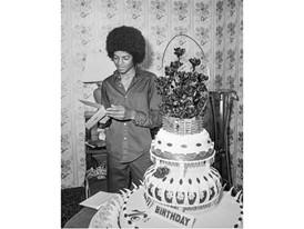Michael Jackson celebrates 16th birthday in Las Vegas