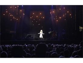 Dolly Parton onstage