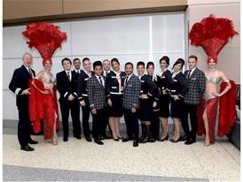 Norwegian flight crew