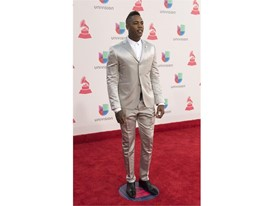 Aroldis Chapman at the Latin Grammys