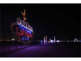 Glittering Lights, Nevada's largest holiday drive-thru light show
