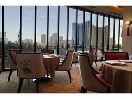 Phoenix restaurant at the Lucky Dragon