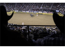 Wragler NFR opening night action