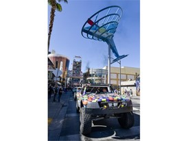 Mint 400 4 Wheel Parts Vehicle Procession