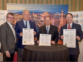 Memorandum of Understanding between the World Trade Center Las Vegas and the World Trade Center Santiago