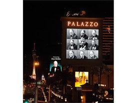 Don Rickles Marquee Tribute - The Palazzo Las Vegas