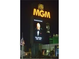Don Rickles Marquee Tribute - MGM Grand Hotel & Casino