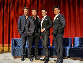 Multi-platinum international quartet Il Divo