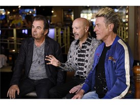 Jonathan Cain, Steve Smith and Ross Valory