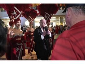 Las Vegas Host Committee Chairman Oscar B. Goodman