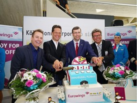 Eurowings Flies to Las Vegas