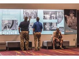 "Las Vegas News Bureau photo exhibition ""Dean Martin: The King of Cool"""
