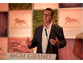 Scott Sibella, president and COO of the MGM Grand