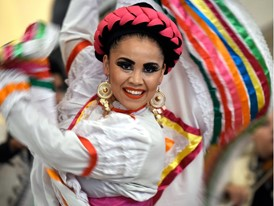 Mexico Vivo Dance Company