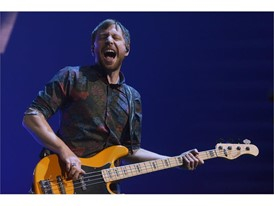 Ben McKee of Imagine Dragons