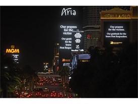 MGM, Aria, Cosmopolitan, Bellagio